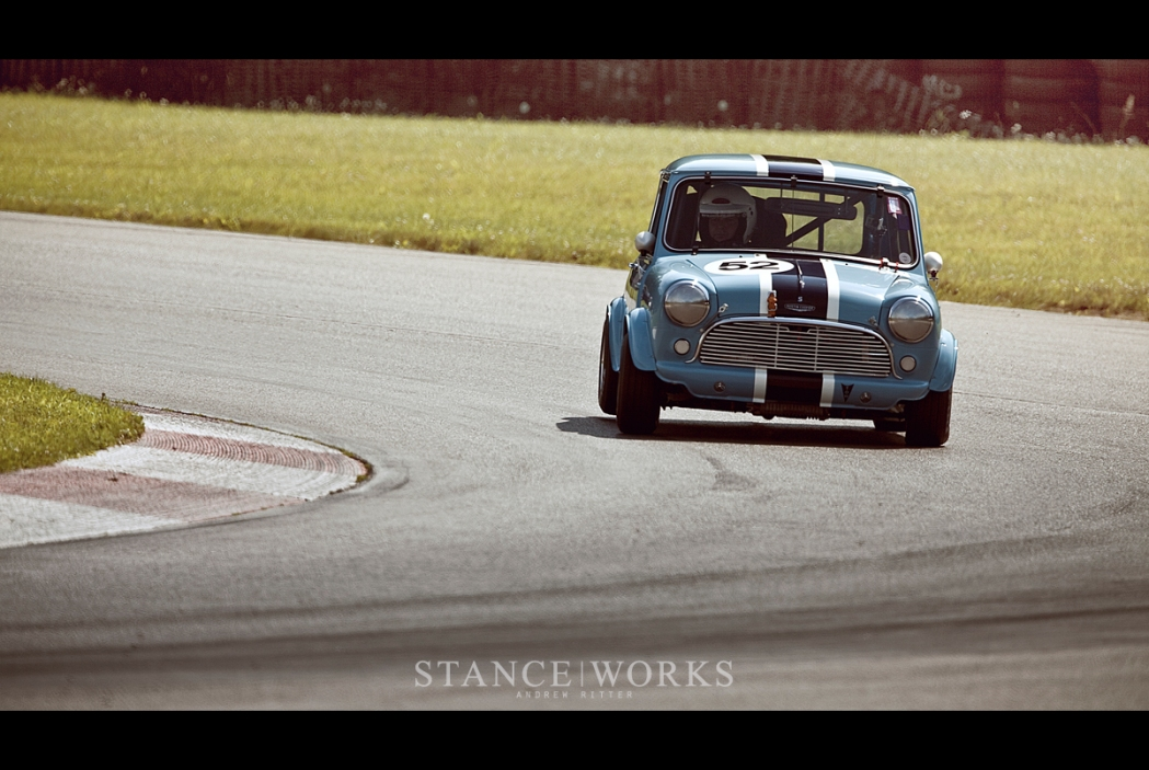 Nick Swift at Mid Ohio, 2014. Photo credit: Stanceworks