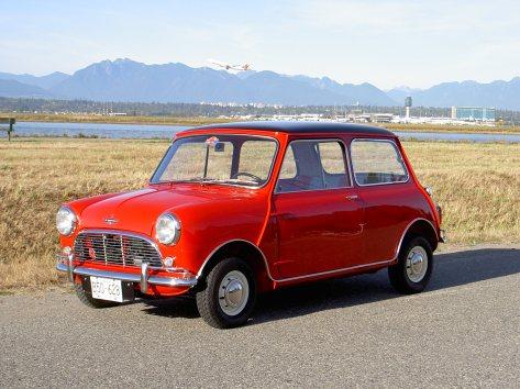 1964 Austin Cooper S