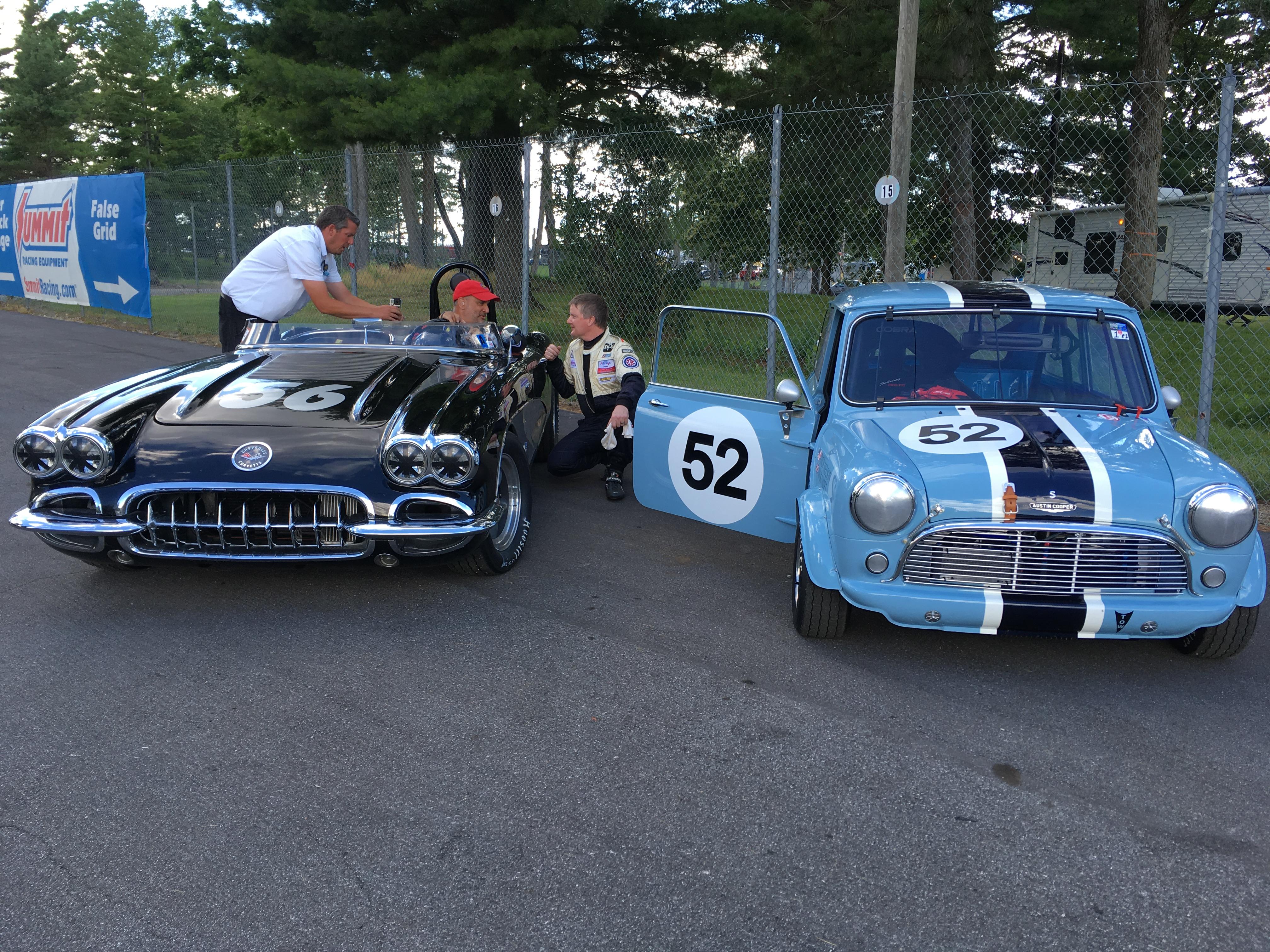 SVRA @ Mid Ohio updates – Toybox Racing