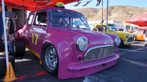 The sister chassis to the Fortech Mini, built by Comptec