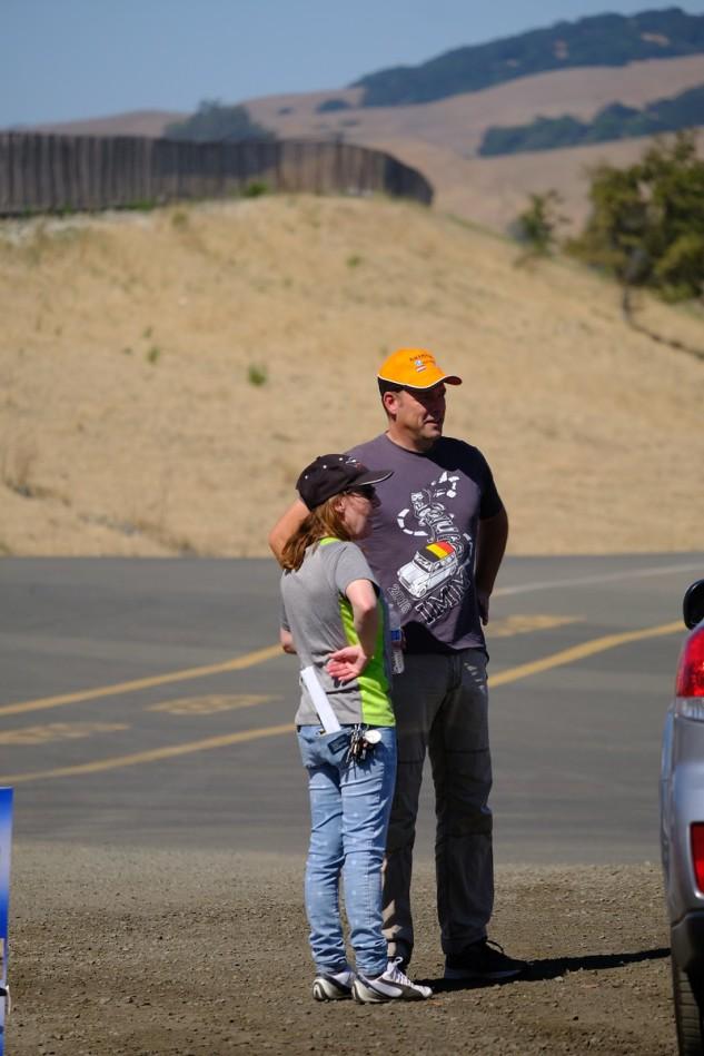 Rachel & Roald Rakers. Photo credit: Greg Birch