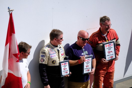Congrats Andy, Jonathan, and Geoff on their win in M3! Photo credit: Greg Birch