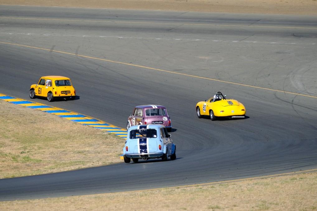Group 2 race. Photo credit: Greg Birch