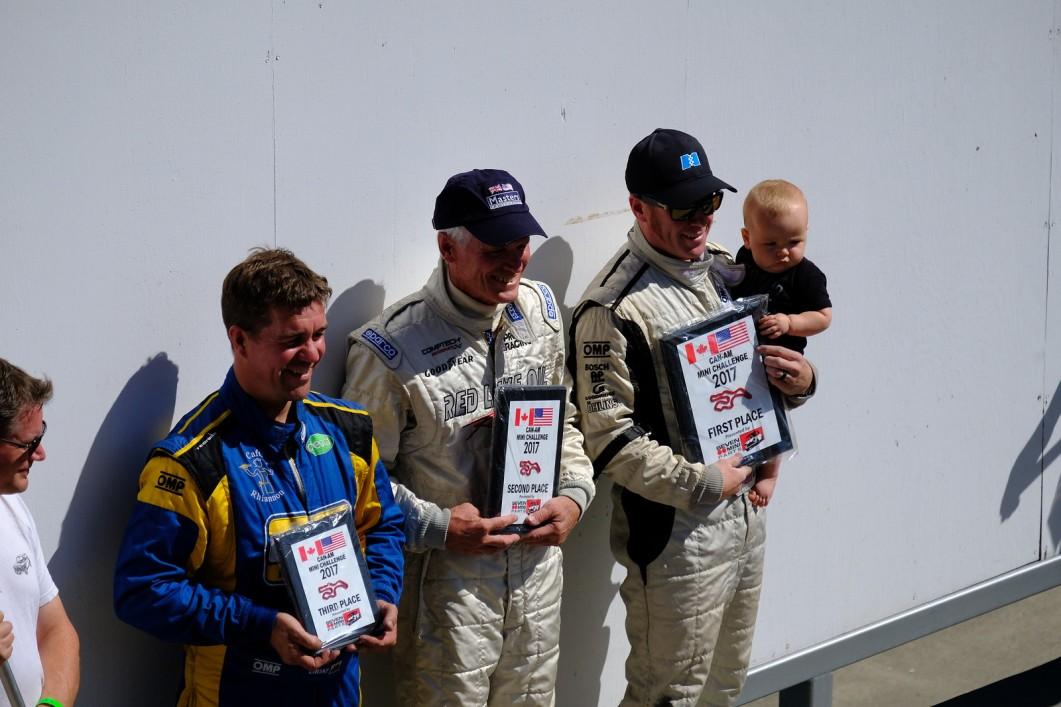 Endaf, Doug, and Ethan. Photo credit: Greg Birch