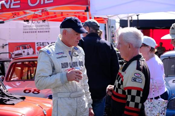 Two fast guys! Photo credit: Greg Birch