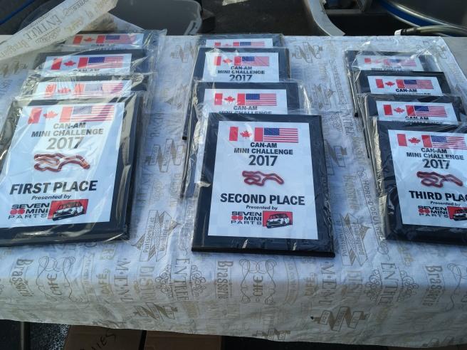 Nice trophies!