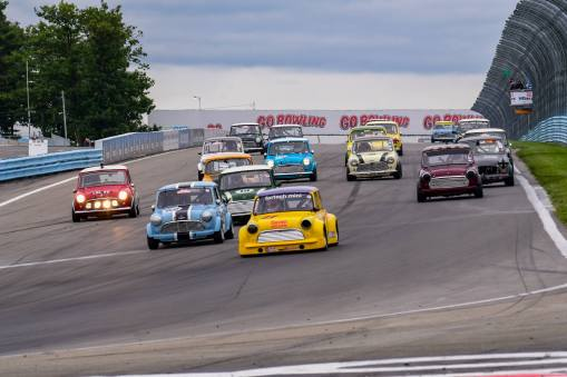 An exciting start to the Governor's Cup Race